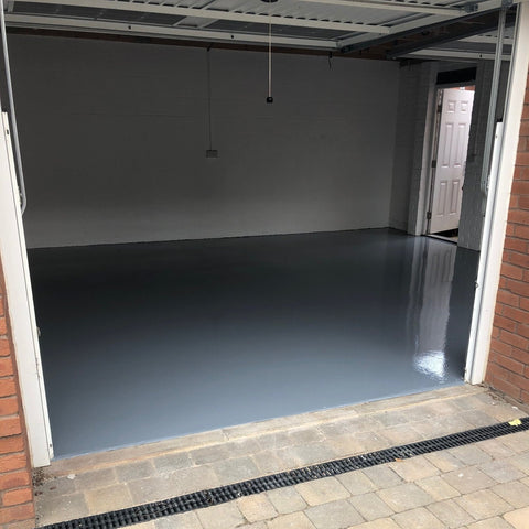 Tufflor Garage | 2 Pack Epoxy Resin Solvent Free Floor Paint