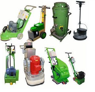 Reprotec Floor and Plant Equipment Hire