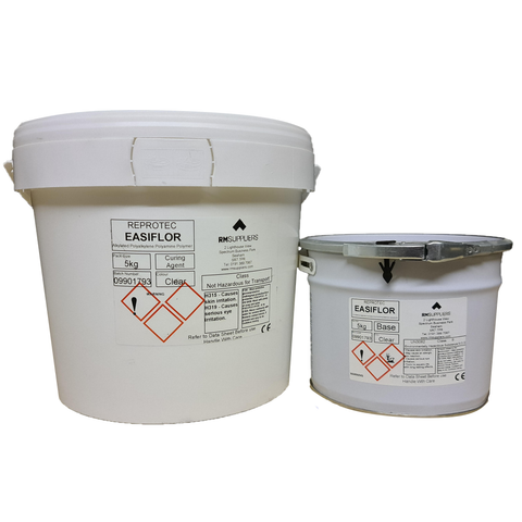 Easiflor | 2 Pack Epoxy Resin Water Based Floor Paint
