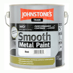 Johnstone's Anti-Corrosive Smooth Metal Paint | Primer + Top Coat in one