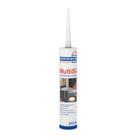 MultiSil | Universal Alkoxy-cross-linking Silicone Sealant
