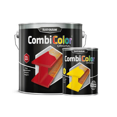 Rust-Oleum CombiColor Original | Primer & Topcoat Metal Paint