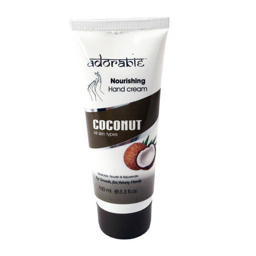 Crema de Manos Coconut 100 ml