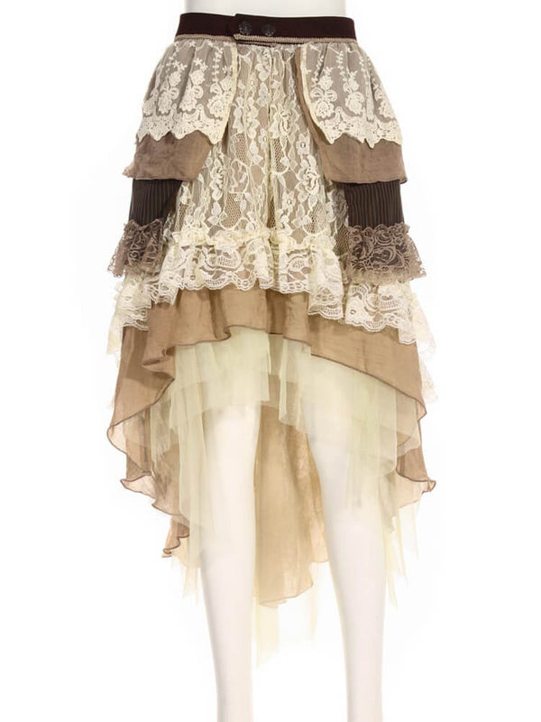 Wedding Dress Renaissance Costume Steampunk Pirate Skirt Victorian Homecoming Long Dresses
