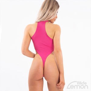 NEON Sleeveless Bodysuit