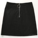 MAMBA Striped Skirt