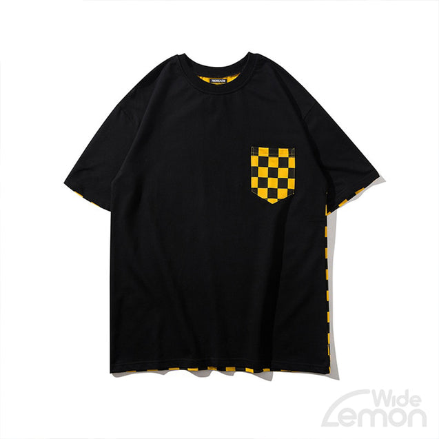 BLACK & YELLOW T-Shirt