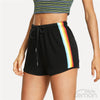 MAMBA Side Stripe Shorts