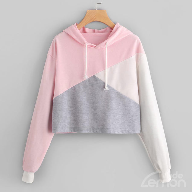 Colorful Women Sweatshirt