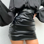MAMBA High Waist Skirt