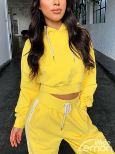 LEMON Tracksuit Set