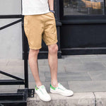KHAKI Summer Short Trousers
