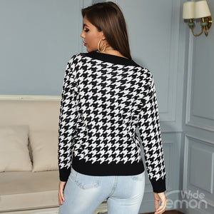 DOMINO Knitted Sweater