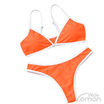 ORANGE Bikini Set