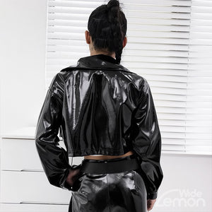 SHINE MAMBA Jacket