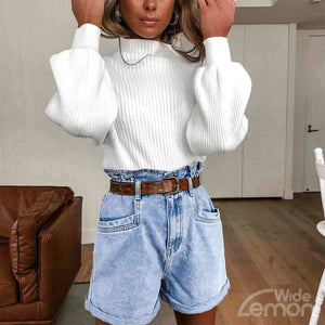 BLANC Knitted Sweater