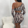 SNAKE Party Two Piece Set