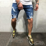 URBAN Ripped Short Jeans