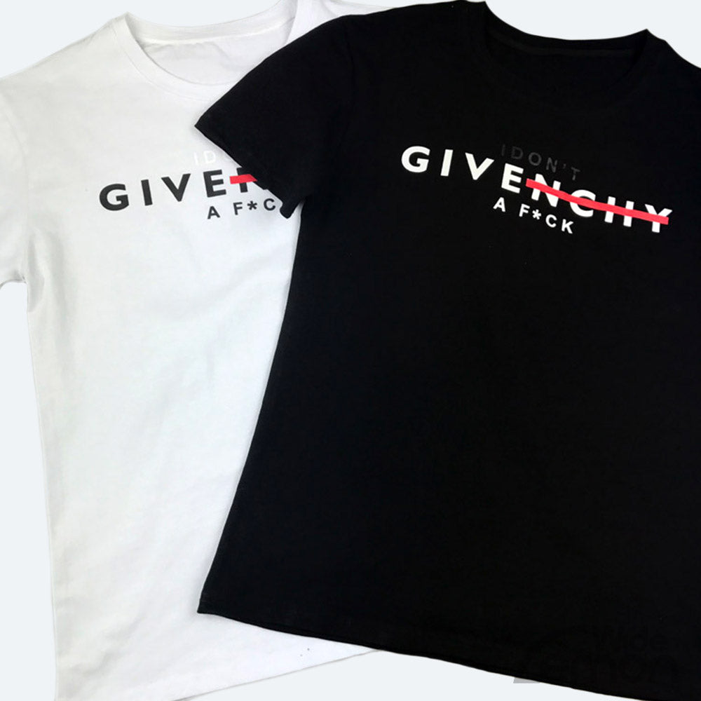 'I don't Givenchy a F*ck' Regular T-Shirt & Top T-Shirt
