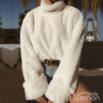 BLANC Turtleneck Pullover