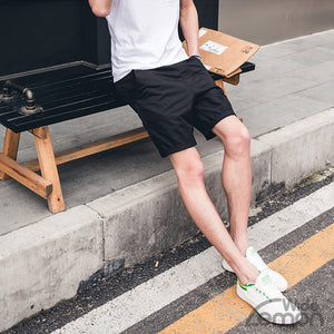 BLACK Summer Short Trousers
