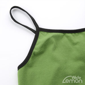 URBAN Green Crop Top