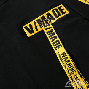 V/MADE Black Long Sleeve