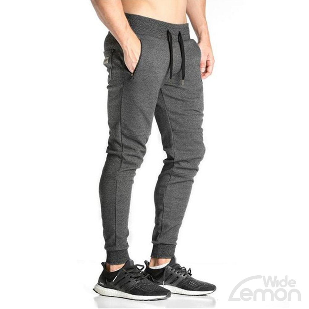 URBAN Gray Jogging Trousers
