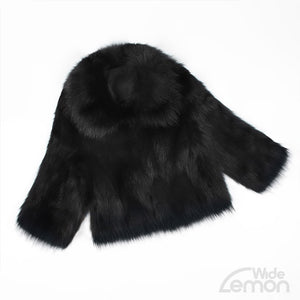 MAMBA Fur Coat