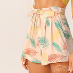 PALM High Waist Shorts