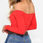 ROSU Long Sleeve Top