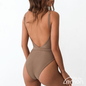 SAFARI Coffee Monokini