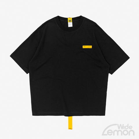 ISSUE Black Short Sleeve T-Shirt