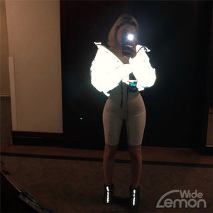 FLASH REFLECTIVE Jacket