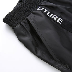 I'M FUTURE Black Trousers