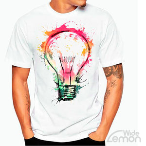 Short Sleeve White T-Shirt