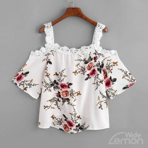 Floral Large Top