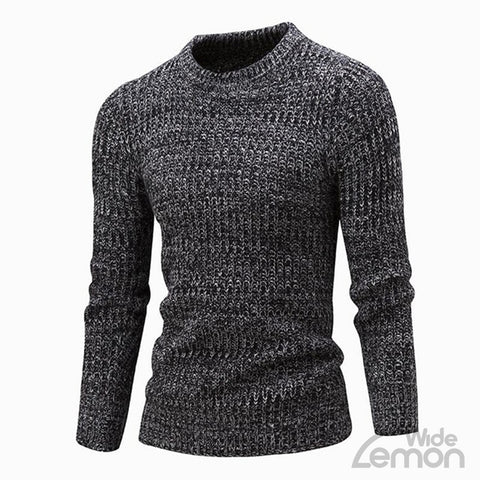 Black Long Sleeve Knitwear