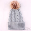 Grey Winter Hat