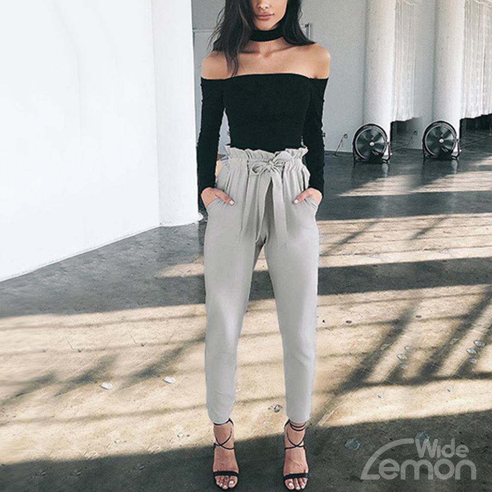 Formal Grey Trousers