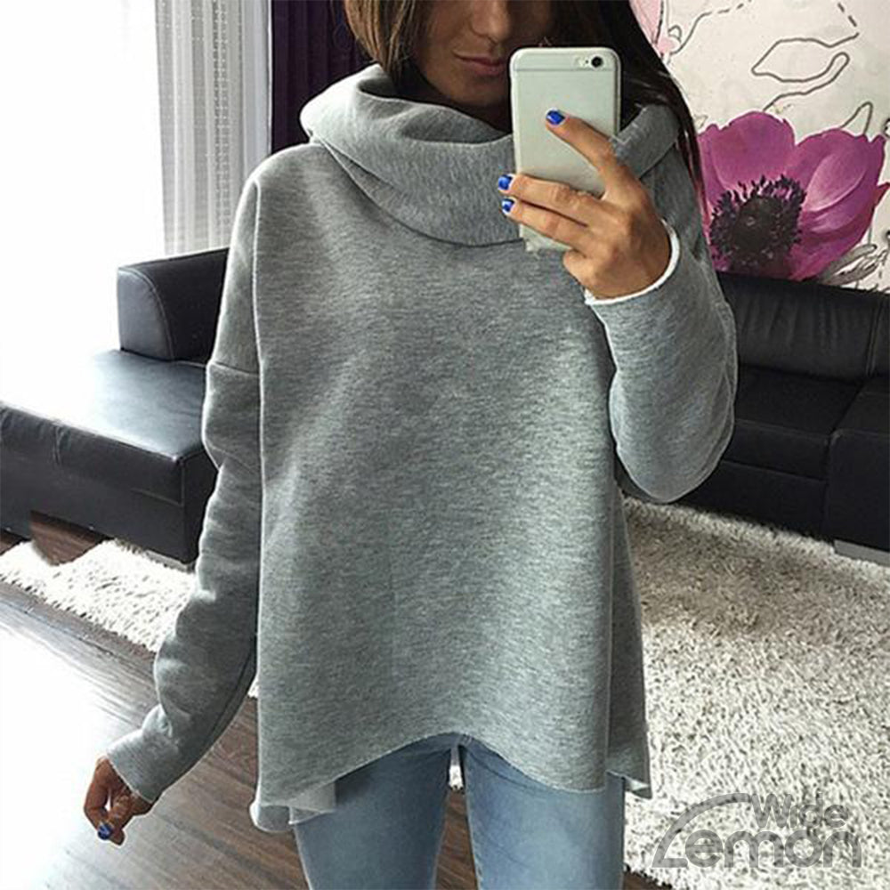 Basic Grey Pullover