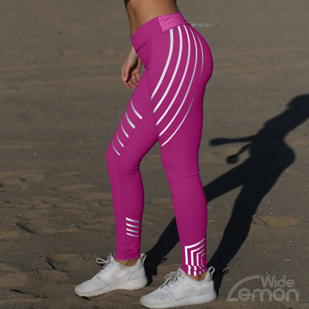 Fitness Pink Leggings