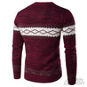 Red Long Sleeve Knitwear