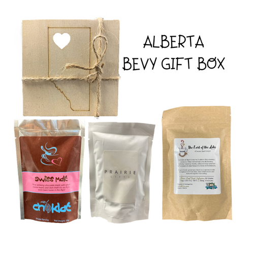 Alberta Bevy Gift Box - Gifts From The Prairies