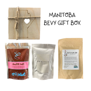 Manitoba Bevy Gift Box - Gifts From The Prairies