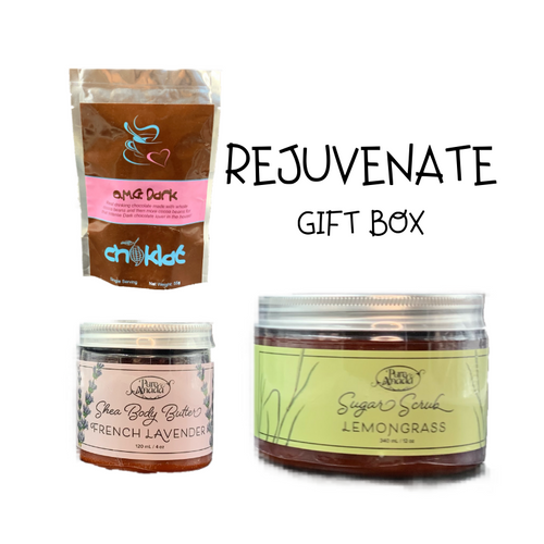 Rejuvenate Gift Box - Gifts From The Prairies