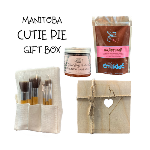 Manitoba Cutie Pie Gift Box - Gifts From The Prairies