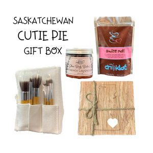 Saskatchewan Cutie Pie Gift Box - Gifts From The Prairies
