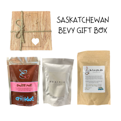 Saskatchewan Bevy Gift Box - Gifts From The Prairies