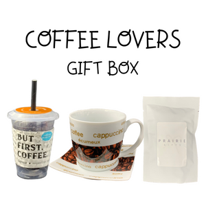 Coffee Lovers Gift Box - Gifts From The Prairies